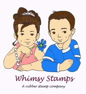 Quixotic Paperie: UK Stockists of Whimsy Stamps www.quixoticpaperie.co.uk
