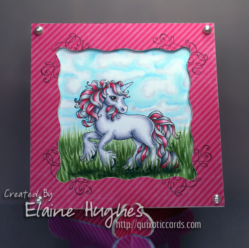 Whimsy Stamps - Crissy Armstrong - Mystic available at www.quixoticpaperie.co.uk