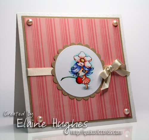Make It Crafty - Cici - coming soon to www.quixoticpaperie.co.uk