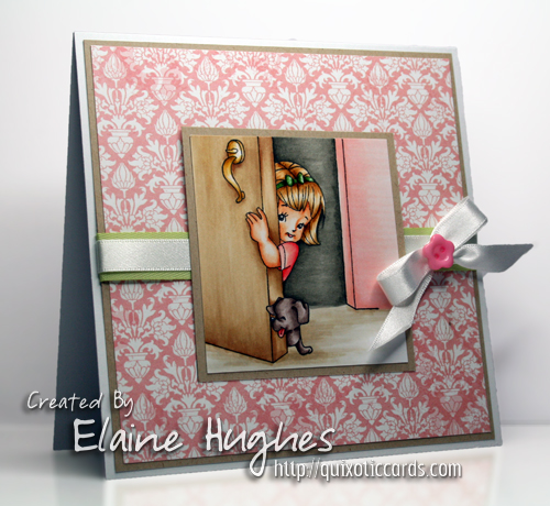 Elisabeth Bell for SCACD - Partners in Peeking - available at www.quixoticpaperie.co.uk