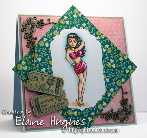Whimsy Stamps - available at www.quixoticpaperie.co.uk