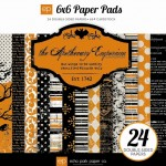 Echo Park - available at www.quixoticpaperie.co.uk