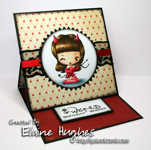 The Greeting Farm - Naughty or Nice - available at www.quixoticpaperie.co.uk