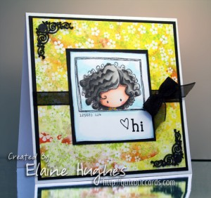 Stamping Bella - available at www.quixoticpaperie.co.uk