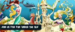 Make it Crafty - Under The Sea - http://www.makeitcrafty.com