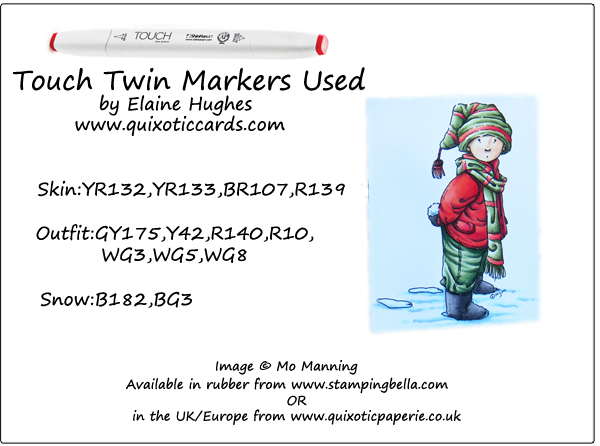 Stamping Bella - Mo Manning Who Me - www.quixoticcards.com