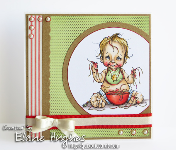 Stamping Bella - Mo Manning - Buskettie - www.quixoticcards.com