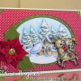 Make it Crafty & Whiff of Joy Winter Scene - www.quixoticcards.com