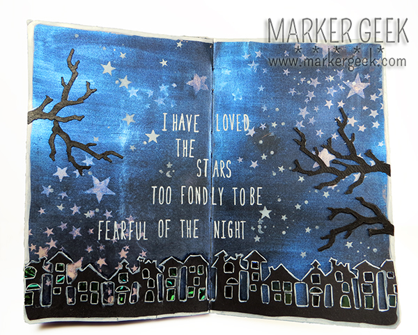 I Have Loved The Stars | Marker Geek