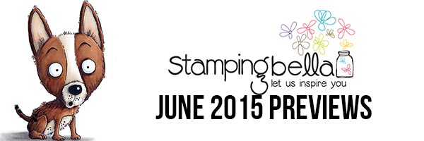 Stamping Bella June 2015 Release Previews www.markergeek.com
