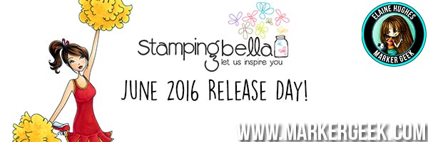 Stamping Bella June 2016 Bella 2.0 Release Now Available www.markergeek.com