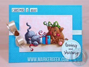 Stamping Bella 2016 Holiday Release Previews Day 3