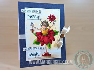 Stamping Bella 2016 Holiday Release Previews Day 4. Click through to read the blog post and watch the colouring videos!