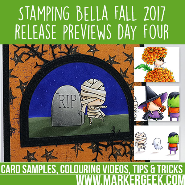 Stamping Bella Fall 2017 Release Previews Day 4 (with video)