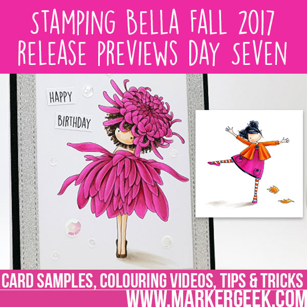 Stamping Bella Fall 2017 Release Previews Day 7 (with video)