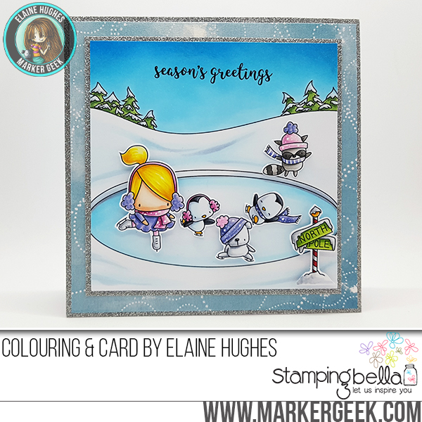 Stamping Bella Holiday 2017 Release Peeks Day 2 - www.markergeek.com