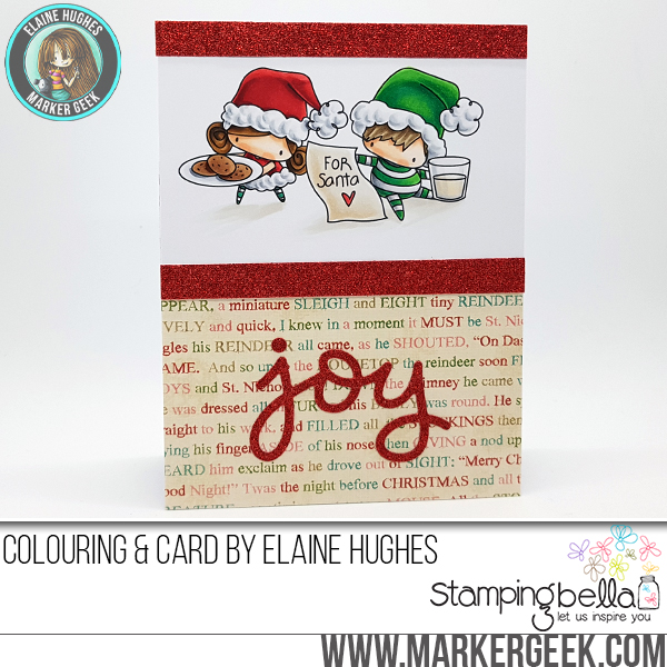 Stamping Bella Holiday 2017 Release Peeks Day 3 - www.markergeek.com