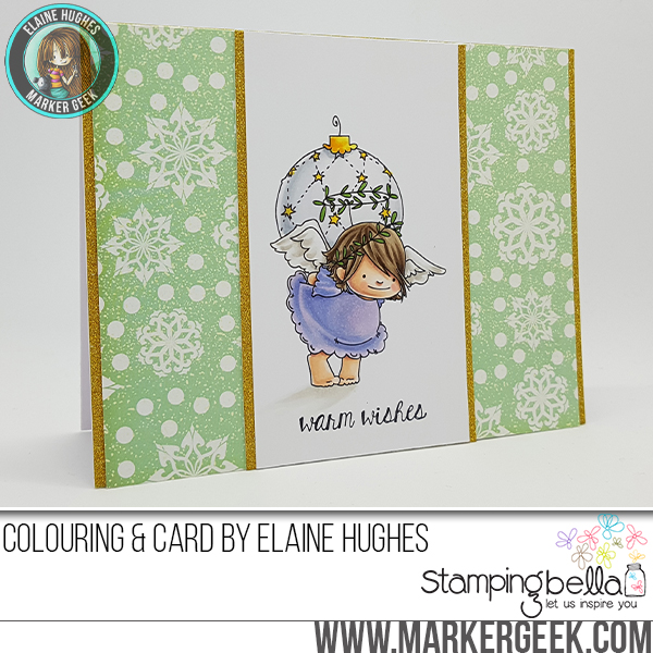 Stamping Bella Holiday 2017 Release Peeks Day 4 - www.markergeek.com