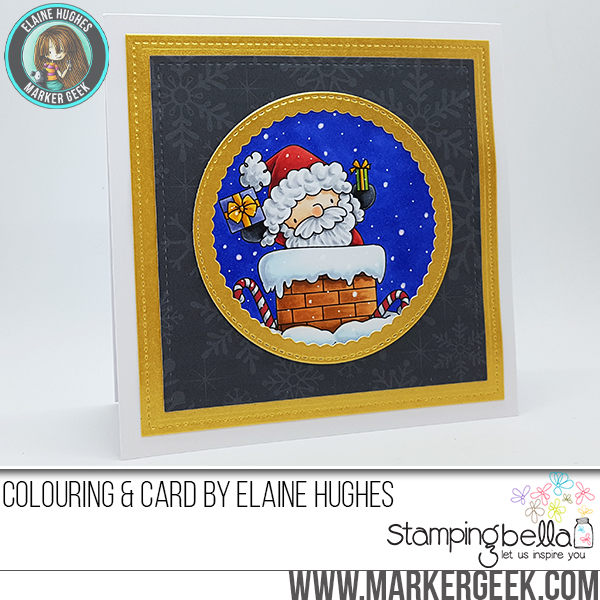 Stamping Bella Holiday 2017 Release Peeks Day 5 - www.markergeek.com