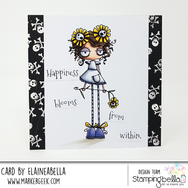 Marker Geek: Stamping Bella Summer 2018 Release Peeks Day One (with videos)
