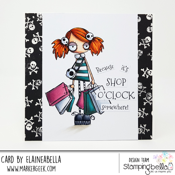 Marker Geek: Stamping Bella Summer 2018 Release Peeks Day Two (with videos)