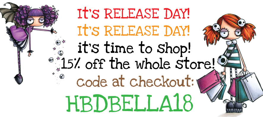 Stamping Bella Summer 2018 Release Day
