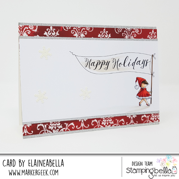 Marker Geek: Stamping Bella Holiday 2018 Release Peeks Day One (with videos)
