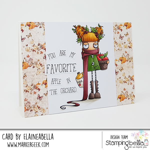 Marker Geek: Stamping Bella Holiday 2018 Release Peeks Day Five (with videos)